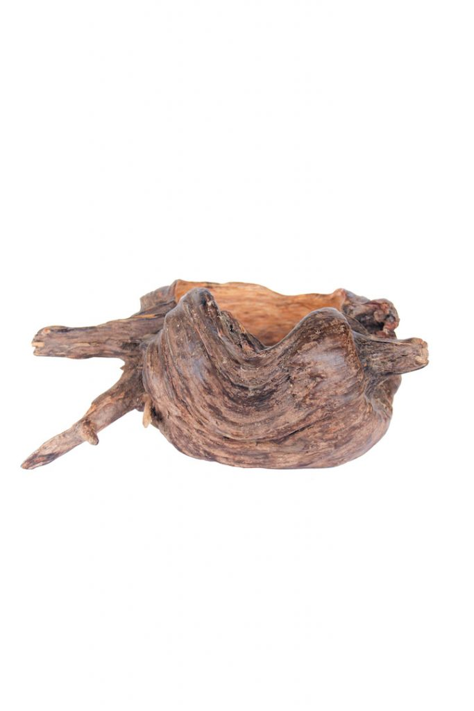 Wooden Decorative Bowl (Small)