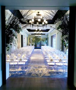 Wedding Stage Decor (Garden theme) - Pollyanna Concepts