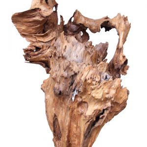 Natural Wood Sculpture A