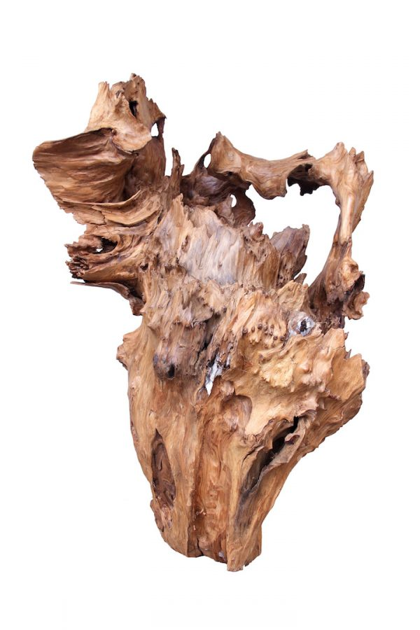 Natural Wood Sculpture A