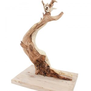 Wooden Table-Top Sculpture A