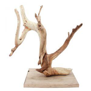 Wooden Table-Top Sculpture B