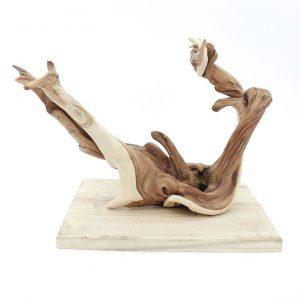 Wooden Table-Top Sculpture C
