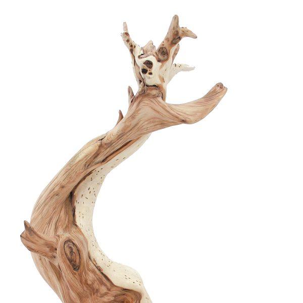 Wooden Table-Top Sculpture