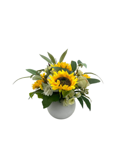Sunflower Garden Arrangement Pollyanna