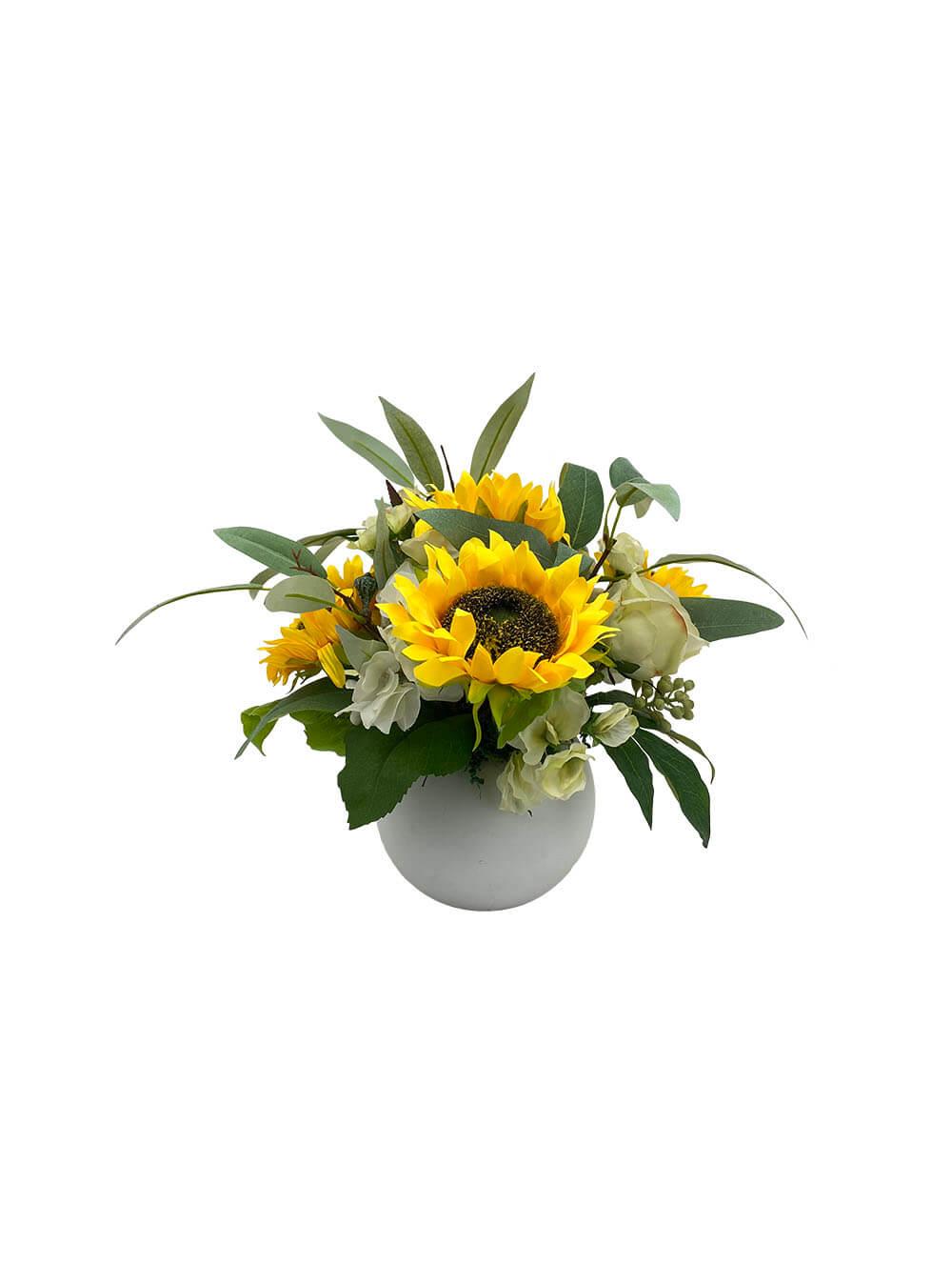 Sunflower Garden Arrangement Pollyanna